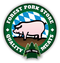 Forest Pork Store Logo